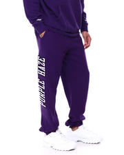 Sweatpants - Cam ron x Diamond Purple Haze Sweatpant-2462962