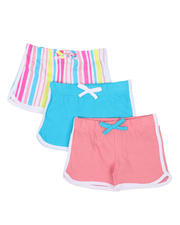 Bottoms - 3 Pack Shorts (2T-4T)-2465213