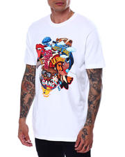 Hustle Gang - Pop Collage SS Tee-2465888