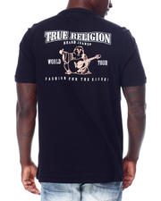 True Religion - METALLIC BRANDED TEE-2465284