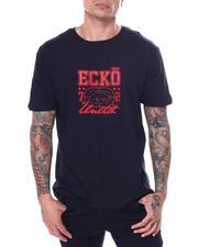 Ecko - S/S Slub Logo Crew Sleeptees-2465742