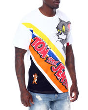 FREEZE - TOM AND JERRY DIAGONAL TEE-2466202