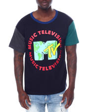 FREEZE - MTV COLORBLOCK TEE-2466239