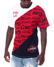 FREEZE - COKE DIAGONAL TEE-2466244