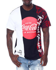 FREEZE - Coca Cola 3 Panel Tee-2466264