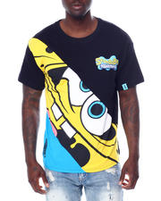 FREEZE - SPONGE BOB DIAGONAL TEE-2466293