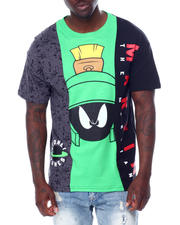 FREEZE - Marvin the Martian 3 Panel Tee-2466337