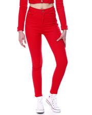 Jeans - SUPER HIGH WAIST 5 POCKET SKINNY JEAN-2466384
