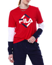 Spring-Summer-W - Edwina Long Sleeve Tee-2466486