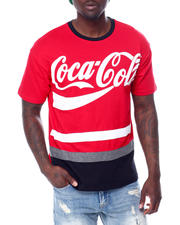 FREEZE - Coca Cola Bottom Stripe Tee-2466931