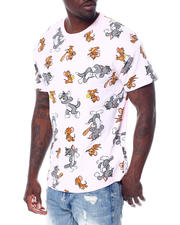 FREEZE - TOM AND JERRY ALL OVER PRINT TEE-2466952