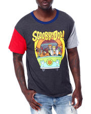 FREEZE - SCOOBY DOO COLORBLOCK TEE-2466979