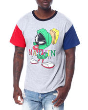 FREEZE - MARVIN THE MARTIAN COLORBLOCK TEE-2467018