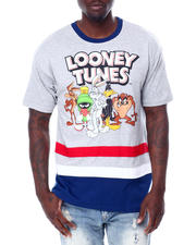 FREEZE - Looney Tunes Bottom Stripe Tee-2467024