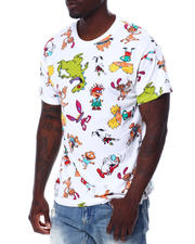 FREEZE - NICKELODEON ALL OVER PRINT TEE-2467055