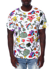 FREEZE - SPONGE BOB ALL OVER PRINT TEE-2467061