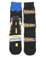 DRJ SOCK SHOP - Time Traveler Socks-2465604