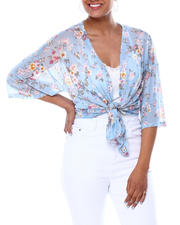 Fashion Tops - Kimono 2Fer W/Vnk Cami-2466699