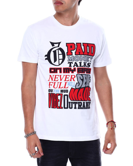 OUTRANK - Paid Tee