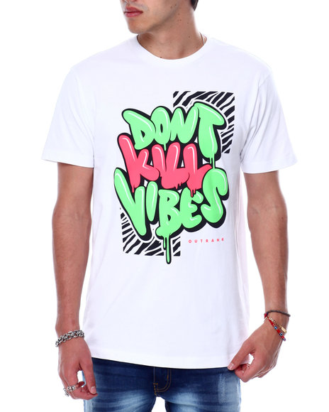 OUTRANK - Don't Kill Vibes Tee