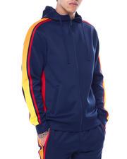 Buyers Picks - Gradation Stripe Zip Hoody-2467527