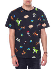 FREEZE - TOYSTORY ALL OVER PRINT TEE-2467604