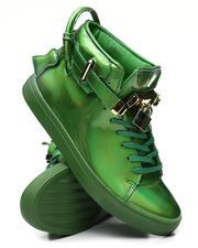 AURELIO GARCIA - Patent Lock Sneakers-2467270