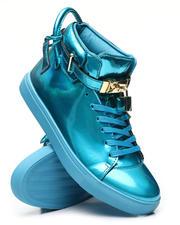 AURELIO GARCIA - Patent Lock Sneakers-2467277