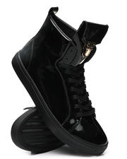 AURELIO GARCIA - Patent Lock Sneakers-2467283