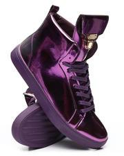 AURELIO GARCIA - Patent Lock Sneakers-2467289