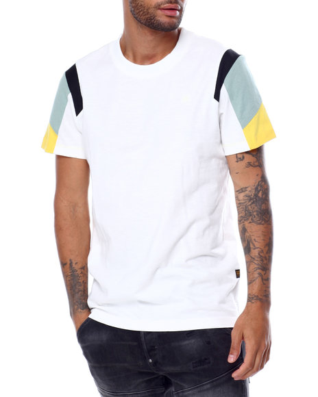 G-STAR - Motac fabric mix Tee
