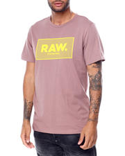 G-STAR - Boxed Raw Logo Tee-2467886