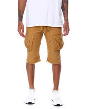 SMOKE RISE - Cut off Cargo Short-2467959