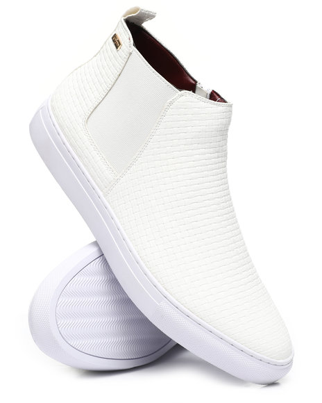 TAYNO - Side Zip/Gore Sneakers