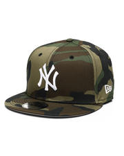 NBA, MLB, NFL Gear - 9Fifty New York Yankees Basic Snapback Cap-2466019