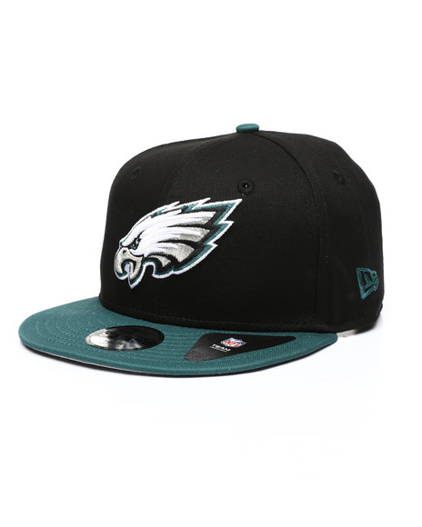 New Era - 9Fifty Philadelphia Eagles Kid Baycik Snapback Hat