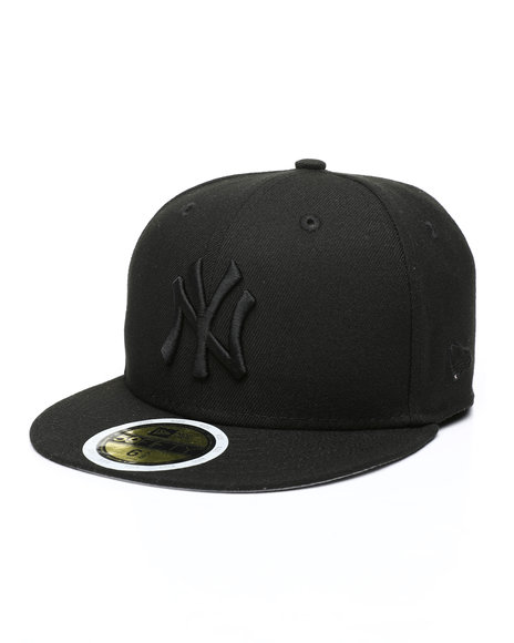New Era - JR 59Fifty New York Yankees Basic Fitted Cap