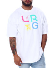LRG - Stacked Icons S/S Tee (B&T)-2467140