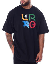 LRG - Stacked Icons S/S Tee (B&T)-2467737