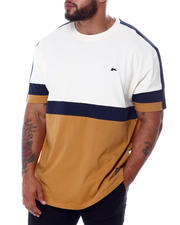 A Tiziano - Nick Short Sleeve Colorblock T-Shirt (B&T)-2468456