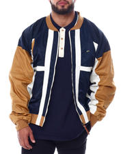 Big & Tall Faves - Rodney Colorblock Bomber Jacket (B&T)-2468494
