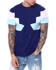 Athleisure for Men - Arm Stripe Tee-2468600