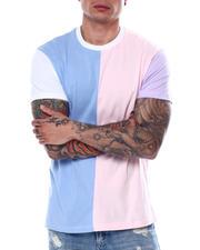 Shirts - Colorblock Tee-2468630