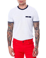 Athleisure for Men - Pique Crewneck Pocket Tee-2468785