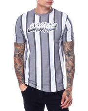 Shirts - Savage Stripe Tee-2468827