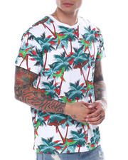 Spring-Summer-M - Palm Tree AOP Tee-2468660