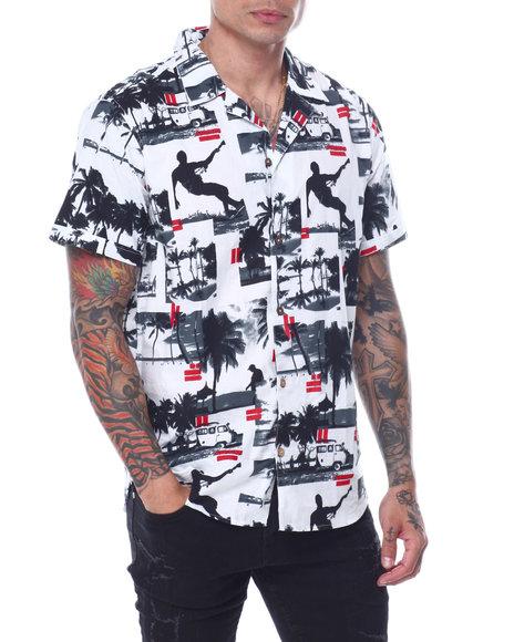 Buyers Picks - Sufer Camp Collar Buttondown Shirt