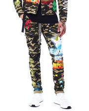 Lifted Anchors - Starlight Camo Cargo Pant-2468992