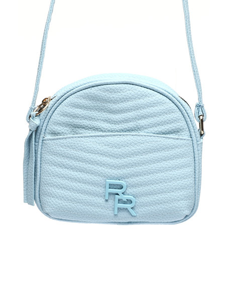 Rampage - Monochrom Quilted Crossbody