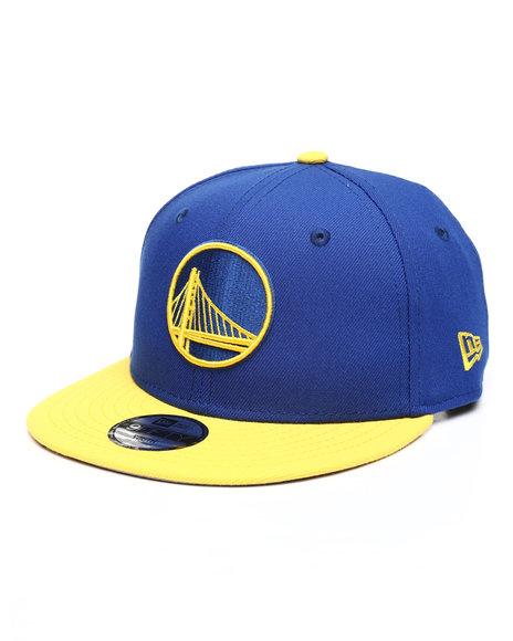 New Era - K9Fifty Golden State Warriors 2Tone Cap